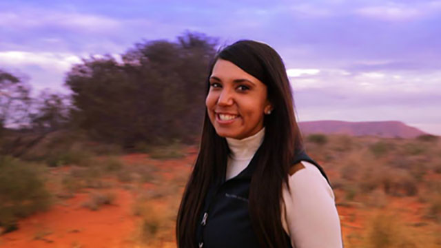 Indigenous film producer based at 57 Films