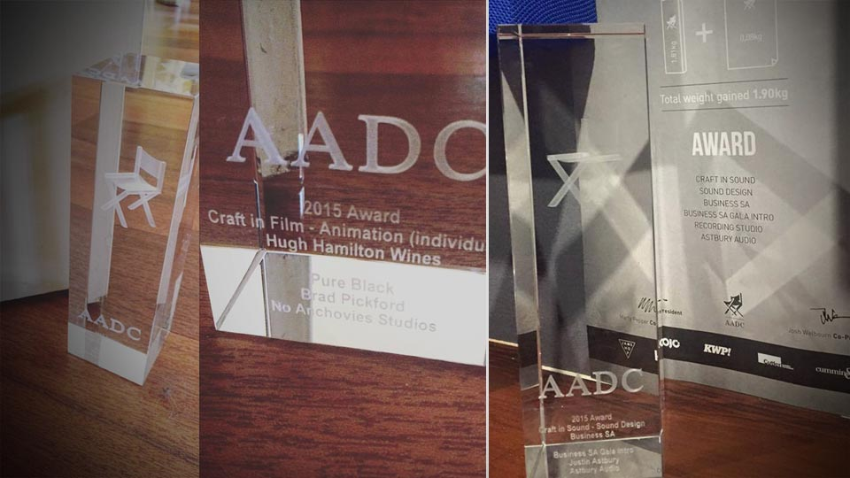 AADC award winners