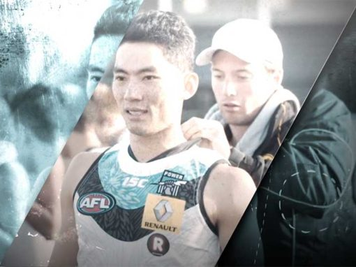 The AFL Show – CCTV China