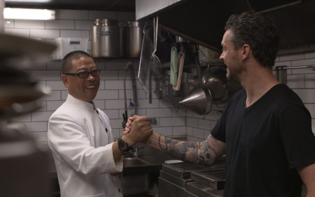 Chef Exchange Airs on Channel 9